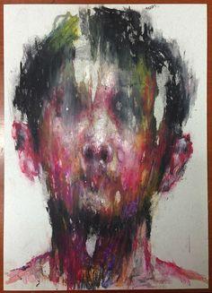 Tremendo: https://www.behance.net/gallery/18645235/drawing-2014