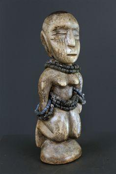 Art africain - Statue d'autel Bariba
