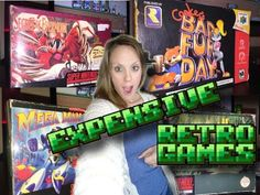 Expensive Retro Games!! (TheGebs24)