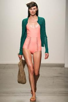 A Détacher Spring 2015 Ready-to-Wear Fashion Show: Complete Collection - Style.com