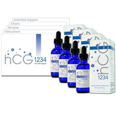 hcg 1234 - the drops I used for round 1 when I lost 30lbs and now using again for round 2