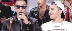 T.O.P, Taeyang and GD