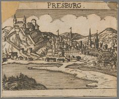 Bratislava, Old Pictures, Vintage World Maps, Times, Antique Photos, Old Photos