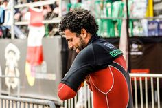 Mohammed Rahma, first Emirati surfer to participate in the ISA World Surfing Championship.  PHOTO: mo-rahma (Facebook)