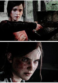 Ellie, The Last of Us Part II