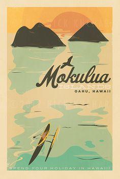 Mokulua Windward Oahu