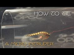 If you love the Intruder, check this out. This video provides step-by-step instructions on how Ben Paull ties a Micro Intruder. Tied on a size 10 streamer hook, this is a pretty small intruder, but you can tie them even smaller with these techniques and materials. And if you don't want to tie your own, we have Jonathan Farmer versions coming very soon. It's time to get out there and swing for trout. When trout take these they do not do it delicately. MATERIALS:&...