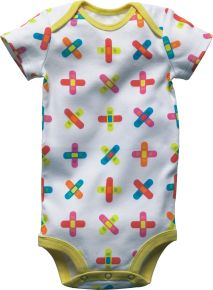 Ouchie Baby Grow (Min Order Qty - 4) (BLUBG001) by BUD - Perkal Gift & Clothing Importers SA - Over