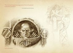 Forge World - Horus Heresy Illuminations - The Art of the Isstvan Trilogy Preview (Golg)