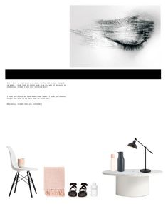 """""""SØREN"""" by missmelodies ❤ liked on Polyvore featuring interior, interiors, interior design, home, home decor, interior decorating, Vitra, Surya, Blu Dot and rag & bone"""