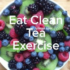 Remember that you will maximize & speed up your lyfe tea detox results if you exercise regularly & eat clean! #healthy #EatClean #Exercise
