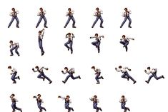 sprite Pixel Characters, Game Dev, Asda, Sprites, Pose, Prince, Videogames, People, Faeries