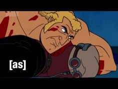 Venture Bros. - The knife is still in you.