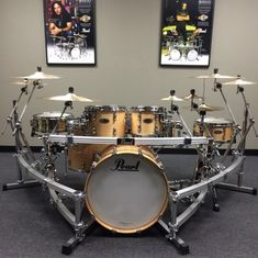 Pearl Drums Custom Icon Kit