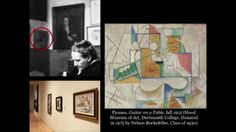 Pablo Picasso, Gertrude Stein, and the Dartmouth Painting