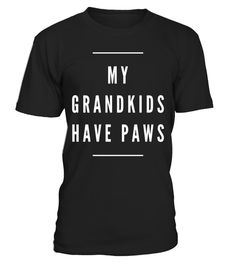 "# My grandkids have paws grandma grandpa gift t-shirt .  Special Offer, not available in shops      Comes in a variety of styles and colours      Buy yours now before it is too late!      Secured payment via Visa / Mastercard / Amex / PayPal      How to place an order            Choose the model from the drop-down menu      Click on ""Buy it now""      Choose the size and the quantity      Add your delivery address and bank details      And that's it!      Tags: Proud pet dog lovers and owners…"