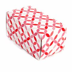 Caja con solapas 16x8x8cm - Red