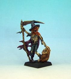 Gauntfield, Miniature Painting, John Salmond, Table Top Gaming, Reaper Miniatures, Warlord,
