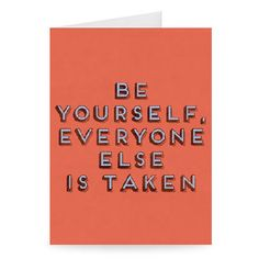 The 28 best motivational greeting cards images on pinterest be yourself greeting card stareditions motivational wholesale m4hsunfo