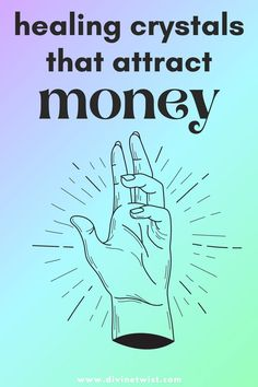 Is it possible to get rich using healing crystals? Find out which ones are energetically aligned to attract money and wealth! Chakra Crystals, Crystals And Gemstones, How To Get Rich, How To Find Out, Crystals For Wealth, Masculine Energy, Attract Money, Meditation Crystals, New Opportunities