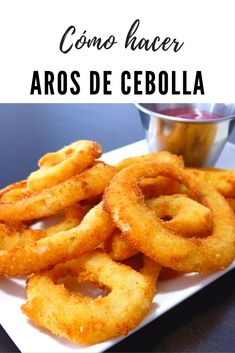 Cooking Tips, Cooking Recipes, Tempura, Onion Rings, No Cook Meals, Deli, Tapas, Food And Drink, Appetizers