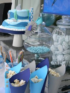 """Photo 3 of 50: Sharks / Birthday """"Shark party"""" 