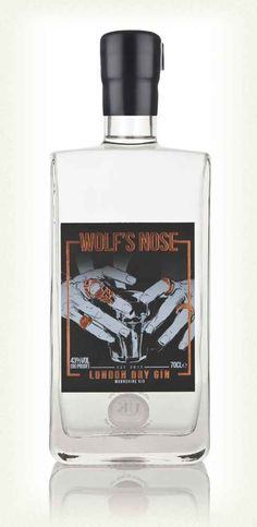 Moonshine Kid Wolf's Nose Gin