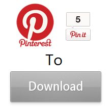 """Create a Pinterest """"Pin to Download"""" Button for your Site"""
