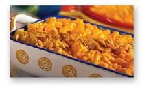Baked Macaroni and Cheese, Argo & Kingsford's Corn Starch
