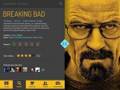 TV App by eyal zuri  http://drbl.in/hjCU