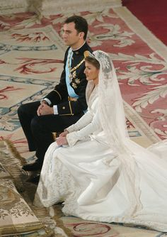 Pin for Later: We Will Never Get Over Queen Letizia and King Felipe VI's Wedding
