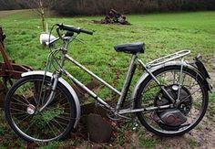 Philips Cyclemaster 32cc 1952