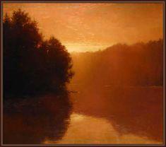 Yaddo Lake by Jacob Collins