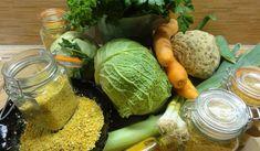 Jak udělat domácí vegetu   recept na domácí ochucovadlo