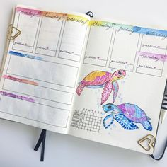 """223 Likes, 23 Comments - Sarah Eve (@bujo_maniac) on Instagram: """"Late to the party this week!  . . . #bulletjournalcommunity #bulletjournaling #bulletjournal…"""""""