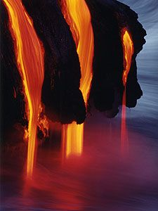officially known as Kilauea, but commonly referred to as Pele, the fire goddess of Hawaiian mythology believed to reside at Kilauea. Big Island, Hawaii - Brad Lewis