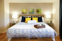 Robbie & Julie's MASTER BEDROOM REVEAL | Buying & Selling