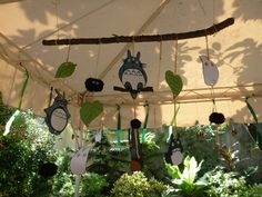 Totoro Kids themed party