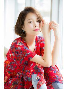圧倒的お洒落ボブスタイル☆三橋 Blouse, Tops, Women, Style, Fashion, Swag, Moda, Fashion Styles, Blouses