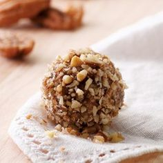 Date Bran Jingle Balls - EatingWell.com