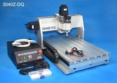 991.89$  Watch here - http://ali7pj.shopchina.info/go.php?t=32706616826 - 300W Spindle CNC router 3040 ZQ-USB 3 axis cnc engraver with USB port, 110/220V  #magazineonlinewebsite