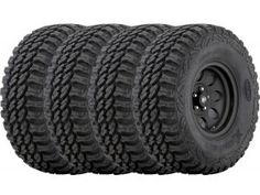 Pro Comp Xtreme M/T2 Radial Tire on 7069 Series Alloy Wheel Qty 4