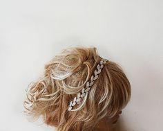 Bridal Headband Wedding Headband Bridal Rhinestone by ADbrdal, $44.00
