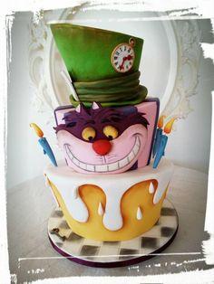 My Alice cake