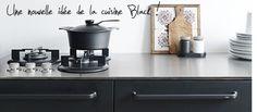 Vippa – Une nouvelle idée de la cuisine Black
