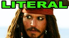 LITERAL Pirates of the Caribbean: On Stranger Tides Trailer. Tobuscus sings what literally happens. SO FUNNY!!! Lol!!