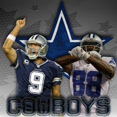 """COWBOYS BABY!"" #CowboysBaby #TonyRomo #DezBryant #DallasCowboys #CowboysNation #DallasCowboysPix #Instagram #InRomoITrust #ThrowUptheX"