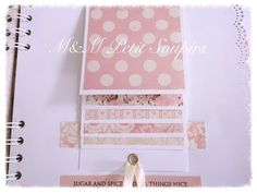 Creating A Family Recipe Scrapbook – Scrapbooking Fun! Mini Albums Scrap, Mini Scrapbook Albums, Travel Scrapbook, Scrapbook Cards, Scrapbook Bebe, Scrapbook Supplies, Slider Card, Mini Album Tutorial, Recipe Scrapbook