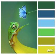 Color Palette | Paint Inspiration | Paint Colors | Paint Palette | Color | Design Inspiration | Sunset |