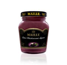 Dijon blackcurrant liqueur and white wine mustard. It will add a surprising kick to a whole range of dishes.